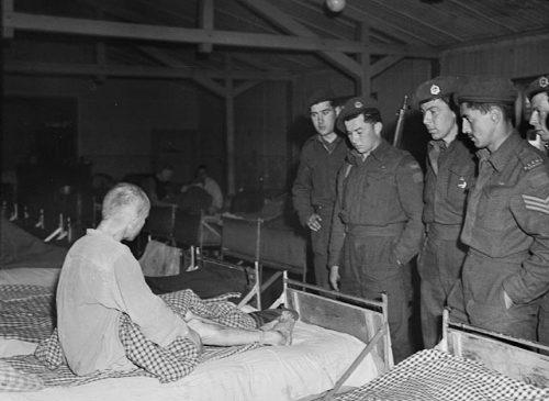 Міжнародний день визволення в'язнів нацистських концтаборів
