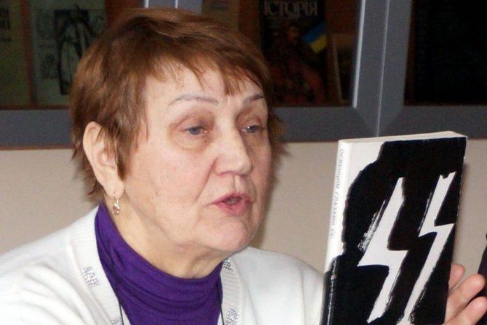 Анна Михайлівна Стрижкова